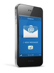 Smartphone *** INBOX - NEW MESSAGE