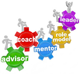 Coach Advisor Mentor Leading You to Achieve Goals