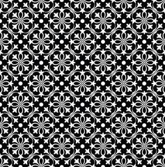 Seamless vector ornamental wallpaper