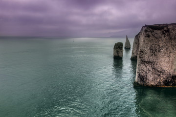 Old Harry Rocks Dorset Jurassic Coast