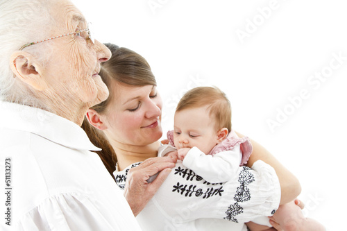 three generations