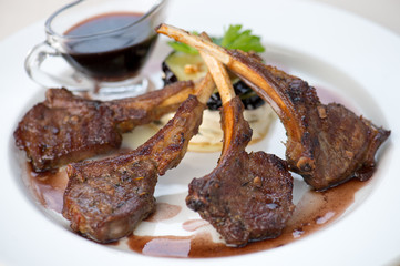 mutton steak