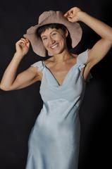 donna felicità cappello