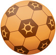 Ball, football, glob, EPS10 - vector graphics.
