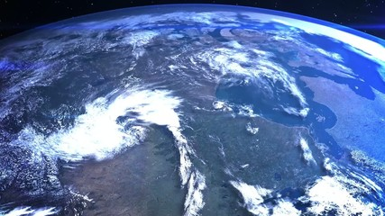 Earth Nortn America