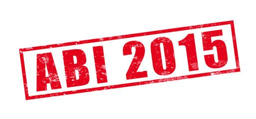 Stempel Abi 2015