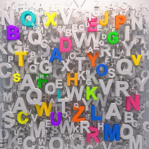 colorfull-pisze-list-abc-preschool-tlo