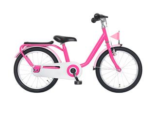 Kinderfahrrad Mädchen pink