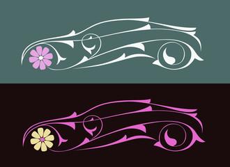 Çevreci otomobil logosu