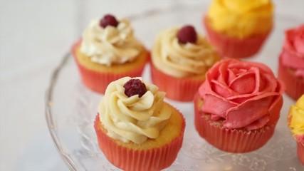 Assortment of Cupcakes