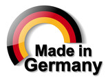 Made in Germany Schild