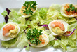 Delish Egg Appetizers
