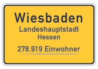 Wiesbaden 278.919 Einwohner (Stand: 31.12.2011)