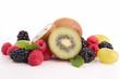 assortment of fresh fruits