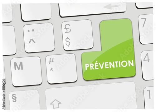 clavier prévention