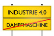DAMPFMASCHINE vs INDUSTRIE 4.0_techn. Revolution - 3D