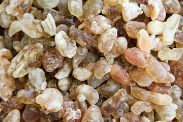 Frankincense for background