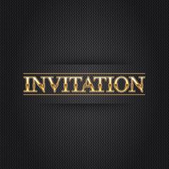 INVITATION - VIP