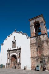 Church of San Antonio, Tapalpa (Mexico)