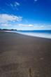 plage de sable noir, l'Etang-Salé-les-Bains