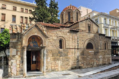 Church of Panaghia Kapnikarea in Athens