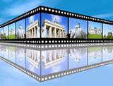 Fototapety Berlin Impressions