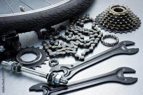 Bike repairing - 51165671
