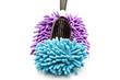Staubwischer mit Haarbürste