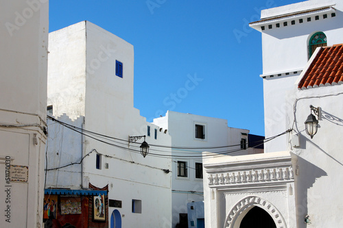 Medina in Asilah