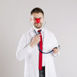 Funny doctor