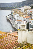 View from the top in Cadaqués