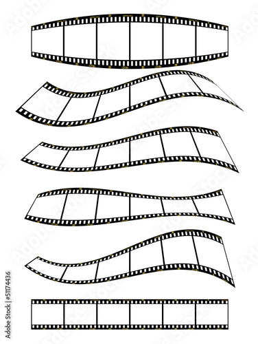 filmstrip banner - set2