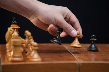 Pawn move