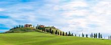 """Постер, картина, фотообои """"Tuscany, landscape"""""""