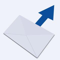 Sended letter.Icon