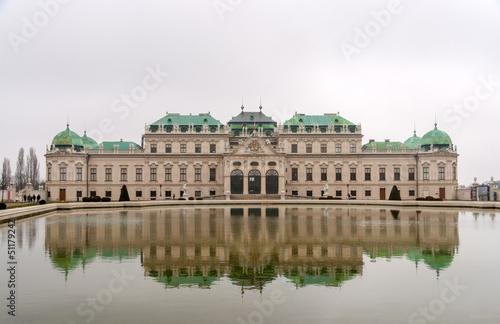 Upper Belvedere Palace - Vienna, Austria