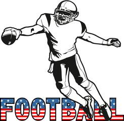 football american