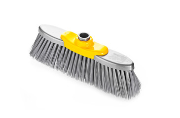Scrubbing broom