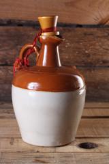 botella de whiki