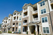 New apartment building in suburban area - 51185285
