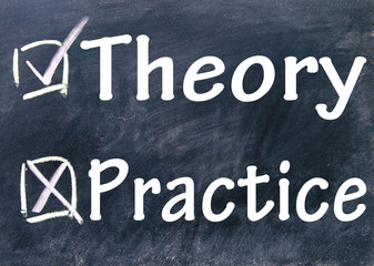 practice and theory choice