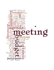 Quick Tip Do Your Meetings Have a Complete Agenda