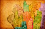 Город нарисованный