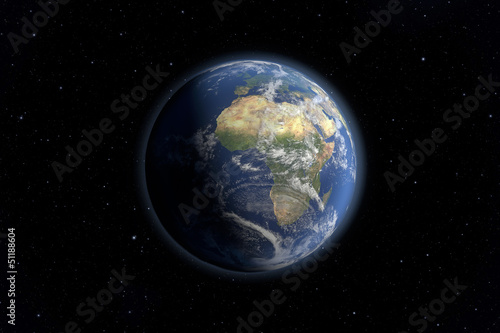 Earth view © magann