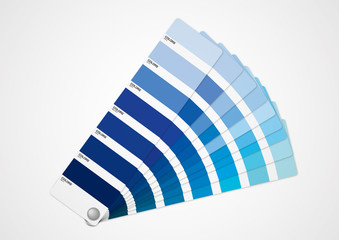Pantonier bleu