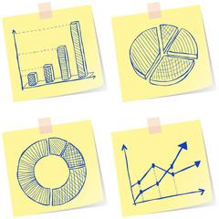 Charts sketches