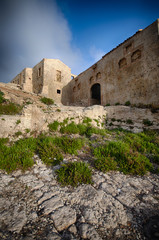The Ancient Tonnara, Siracusa in Sicily.