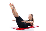 Training pilates