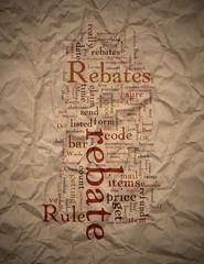 Rebates Reward or Rip Off