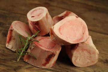 Markknochen vom Schwein - roh